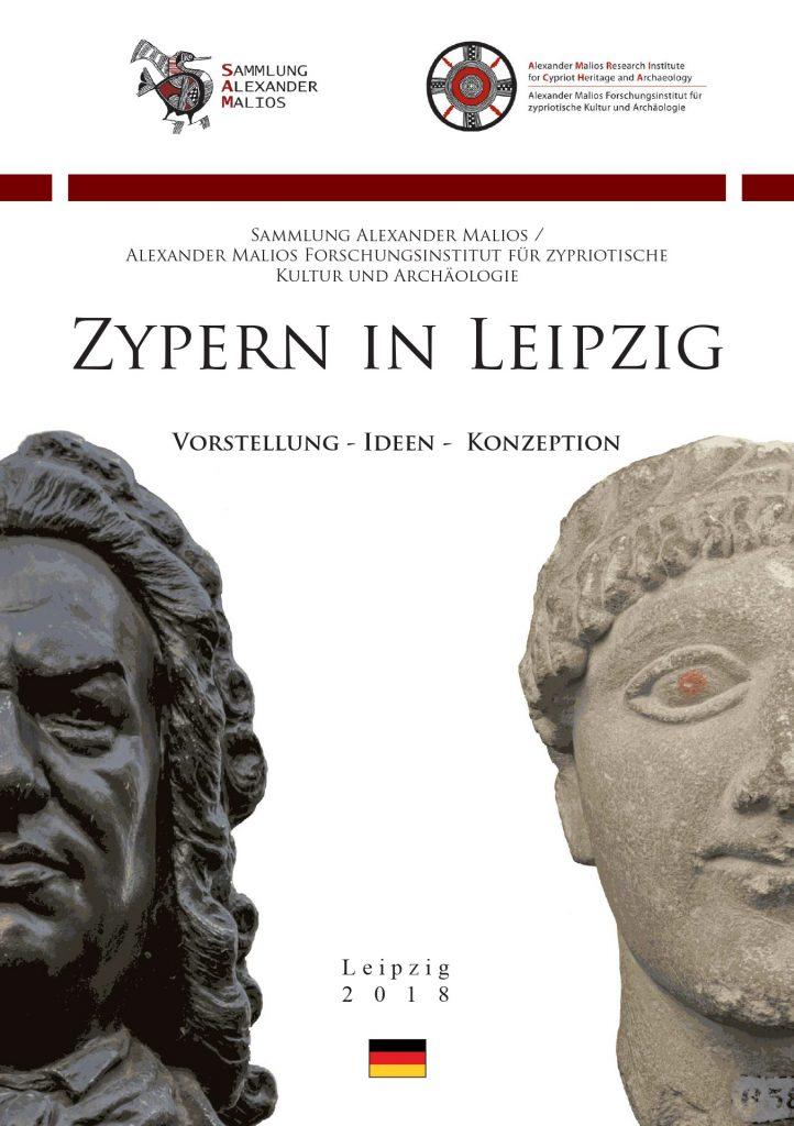 Zypern in Leipzig - Broschüre - deutsch